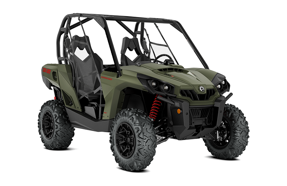 2018 Can-Am Commander 800R DPS