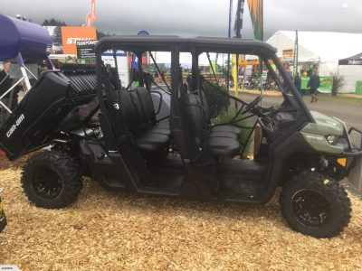 2019 Can-Am Defender MAX HD8 DPS, Can-Am