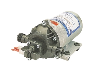 Silvan 136, Spray Pumps Electric