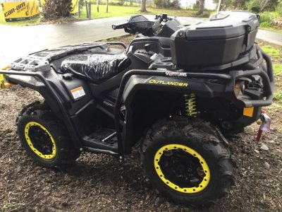 Can-am, 2019 Can-am Outlander, Outlander 1000R XT-P