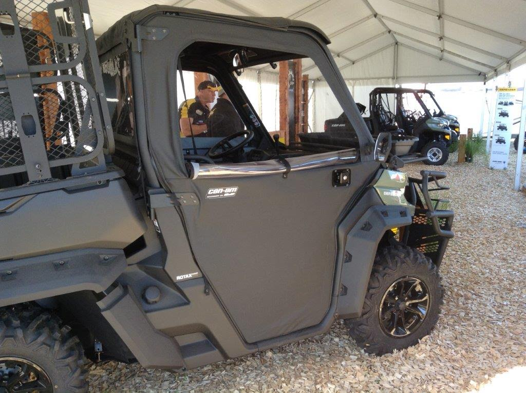 Can-Am Defender Parts and Accessories, NZ - Poland Motors