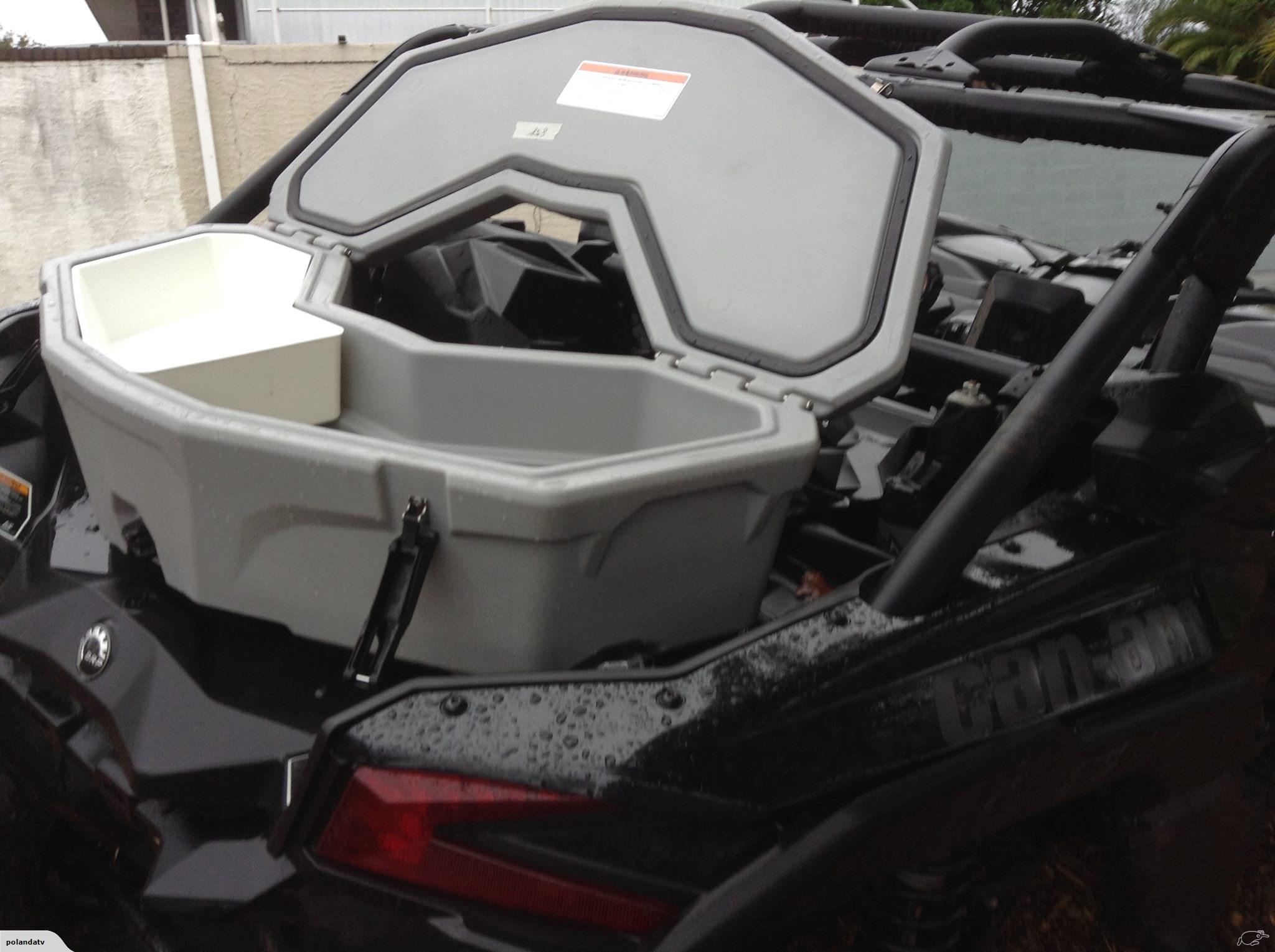 Can Am Outlander 2018 >> Buy Maverick X3 Rear Cooler Boxes in NZ - Poland Motors