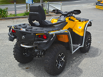 Can-Am Outlander Parts and Accessories, NZ - Poland Motors