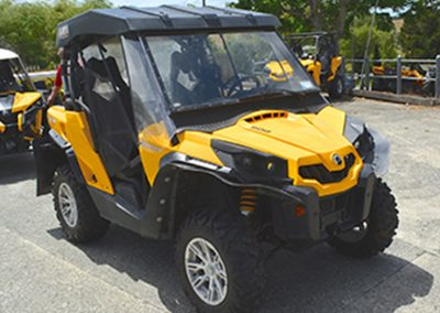 Can-Am Commander Family Parts and Accessories