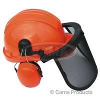 safety helmet combo
