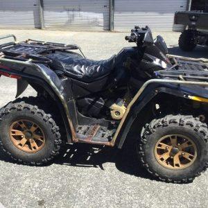 Used ATV,