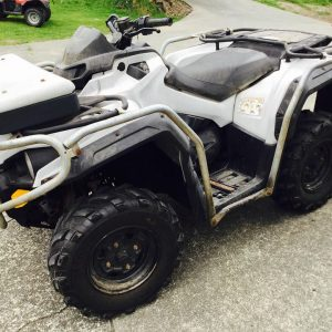 Can-Am outlander 450, used ATV