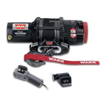 Renegade Family, Winch 3500, Can-Am