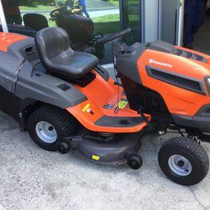 used ride on, mower