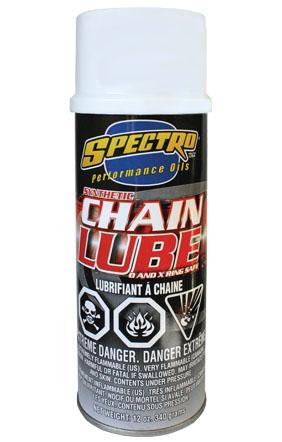 chain lube, Spectro