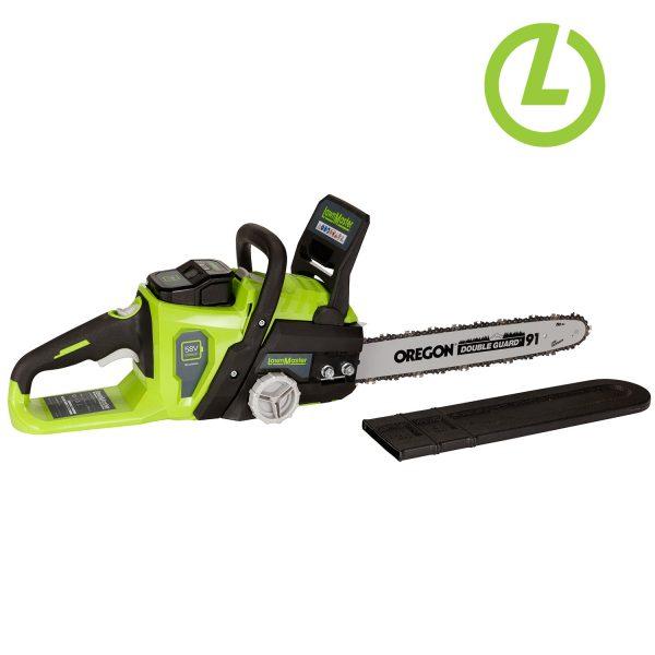 Electric power, litihum chainsaw