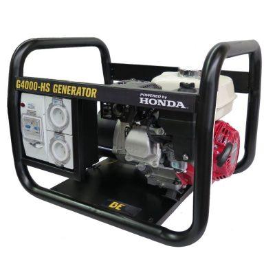 BE, Generators, G4000