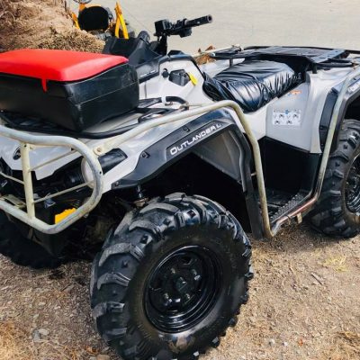 2015 Can-Am 450L