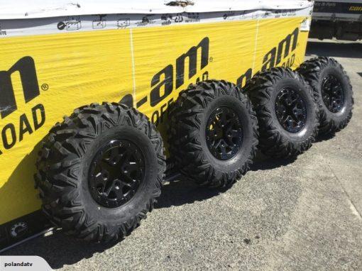 Maverick X3, Wheel Set