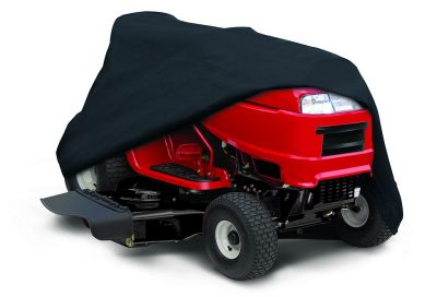 Deluxe ride on mower cover
