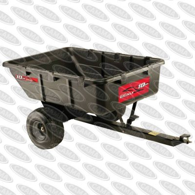 Heavy Duty Poly Utility Dump Cart, 95-8383