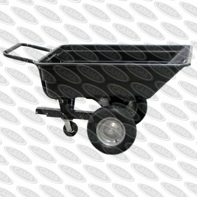 Poly utility cart, 95-83381