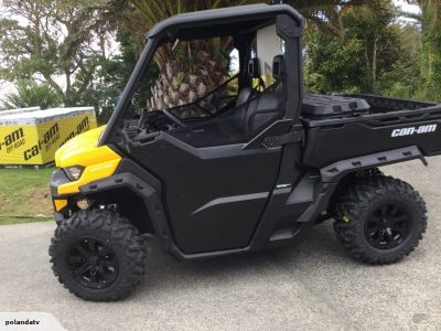 Can-Am DEFENDER HD 8 DPS 2019