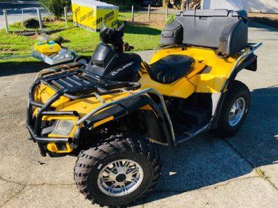 202015 Honda TRX 420, Used ATV