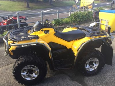 2014 Can-Am 500 DPS