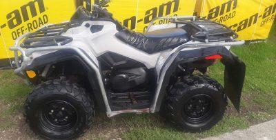 2015, Canam, Used ATV