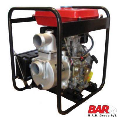 Water Transfer Pump Diesel