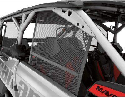 Front window net